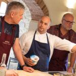 cooking class Castello la Leccia